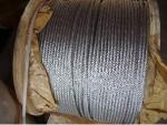 Standard Lifting Galvanized Steel Wire Ropes For Cable Car , 6 x 19 s + Fc