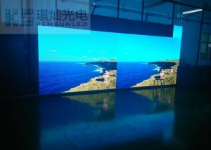 Quality P4 Led Panel Screen 1R1G1B , LED Frame Display For Fashion Show for sale