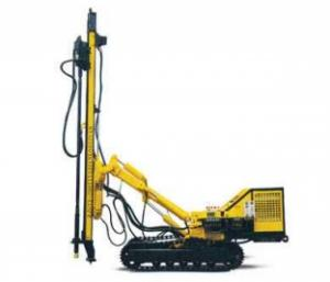 China DTH hydraulic drilling rig KQG110-Y on sale