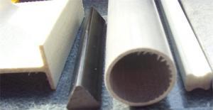 China Fiberglass round tube and fiberglass pultrusion profiles on sale