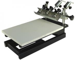 China 1-1 Micro-Adjustable Screen Printing Machine on sale