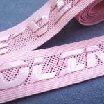 Anti Slip Rubber OEM Printed Elastic Band
