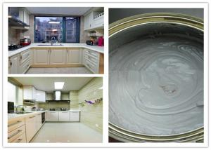 China Acrylic Spray / Brush Water Based Interior Paint Decorative For Kitchen on sale