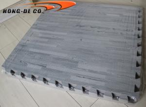 Eco-Soft Wood Floor Tiles - Gray wood grain for sale – Soft Wood ...
