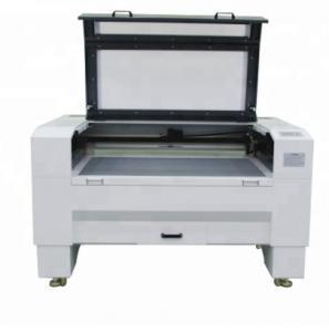 China Plywood Furniture Laser Wood Cutting Machine Rapid Cutting Anti - Disturbance on sale