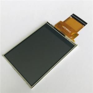China 2.4 Inch Driver IC ST7789V Resistive LCD Display Four White LED on sale
