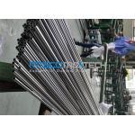 1,4438 prueba 100% de PMI del estándar de la tubería ASTM A269 del acero inoxidable de la precisión de TP317L