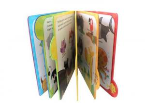 China Sound Children Books Printing Binding Services Kids Hardcover Book Printed on sale
