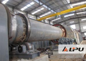 China Energy Saving Rotary Kiln for Cement Production Line , 200 t/d Cement Kiln on sale