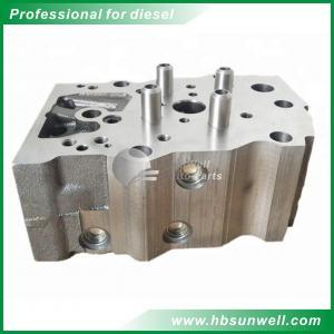 China Cummins K50 Diesel Engine Cylinder Head / 3068401 Truck Cylinder Heads on sale