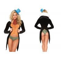 Five Piece Sexy Women Halloween Costumes ,  Charming Cricket Ladies Halloween Costumes