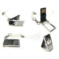 Custom Super Mini Metal Twister USB Flash Drive