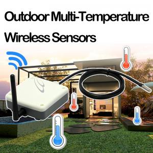 China Outdoor Multi-Temperature Wireless Sensors on sale