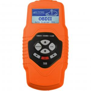 China OBD2 & EOBD Highend Vehicle Fault Codes Readers With 128 x 64 Pixel Display For Peugeot on sale