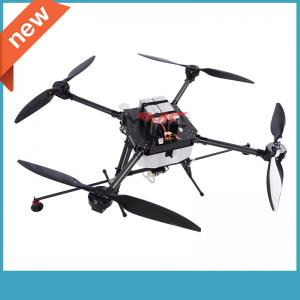 China Radio Controlled GPS Fireproof 10L Precision Agriculture Drones With Camera on sale