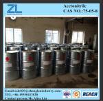 Acetonitrilo de CAS75-05-8