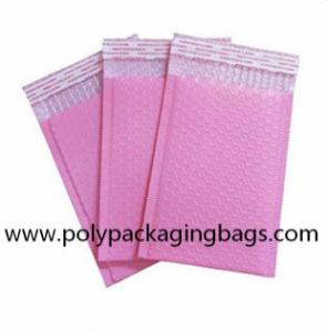 China Metallic Colored Padded Envelopes Bubble Mailer Bag for Shipping on sale