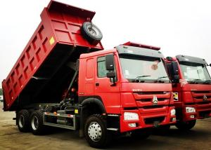 China Sinotruk 6x4 371 Horse Power Heavy Duty Dump Truck 25 Tons HOWO Truck on sale