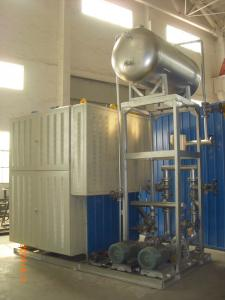 China Electric Wood Fired Thermal Oil Boiler 30 - 1050kw , High Temperature on sale