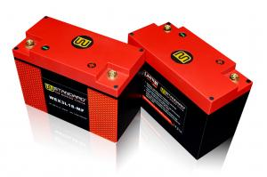 China Motorcycle Lithium Battery WEX3L18-MF UNIVERSAL USE: YTX14L-BS/YTX15L-BS/YB16AL-A2 on sale