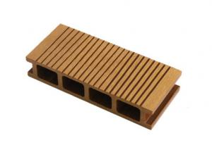 China 150x30 Popular Model WPC Garden Decking Flooring Wood Polymer Composites Decking WPC Floor on sale