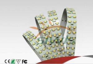 China Indoor PCB Flexible Led strip lights 12V SMD5050 500CM 14.4W/m on sale