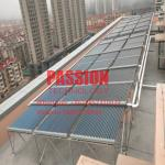 Stainless Steel Solar Thermal Collector ETC Solar Heating Vacuum Tube Collector For Swimming Pool