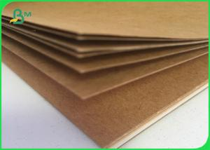 China 25kg Brown Kraft Paper Box Packaging Bags Notebook Rolls Waterproof on sale