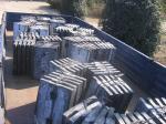 Подгонянная отливка вкладышей легированной стали Кр-Мо износоустойчивая для Франции Алстома
