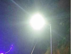 China High Powered LED Street Light Bulb Solar Panels Street Lights >1800LM on sale