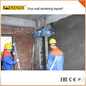 China Espray del cemento/del yeso/de la cal que enyesa la máquina para el chalet del rascacielos on sale
