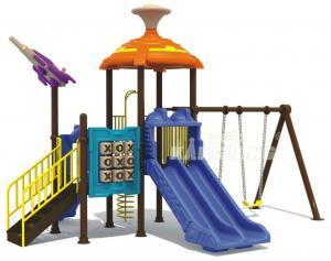 China professional high quality playground slides P-075 on sale