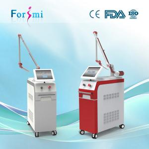 China Q switch nd yag laser tattoo removal systems picosure machine for sale on sale