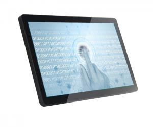 China Vandal Proof High Resolution LCD Monitor Display Weather Resistant  Metal Housing on sale