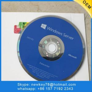 China Oem Windows Server 2012 License Key 32 Bits 64 Bits For Hardware Computer on sale