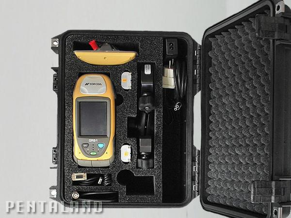 Topcon GRS-1 GNSS RTK Network Receiver with Magnet Field