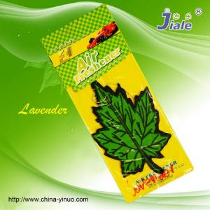 China car air freshener card paper air freshener on sale