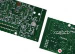 China RF Rogers Material 6 Layer pcb ER =2.2 Amplified HDTV Indoor Antenna PCB With 1 oz 0.8 MM wholesale
