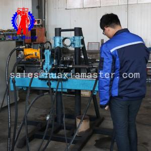 China KY-150 all-hydraulic drilling rig 150m metal mine surface tunnel dual exploration rig on sale