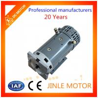 Jinle Brand Model ZD2973A Direct Drive Electric Motor 24V 3.0KW Carbon Brush