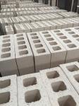 Bloques blancos modificados para requisitos particulares del hueco de la arcilla para la construcción de edificios de la pared 230 x 76 x 70 milímetros