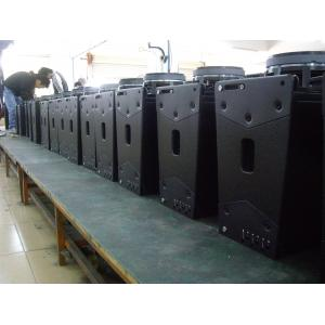 Quality High Power Pro Audio Line Array Speakers Passive With 101dB Sensibility , CE Standard for sale
