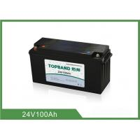 China 25Kg Rv Deep Cycle Battery , Lifepo4 24v Battery 485*170*245mm on sale