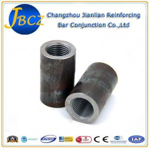 Quality Ce Approval Rolling Coupler For Reinforcement Bars / Rebar Mechanical Coupler for sale