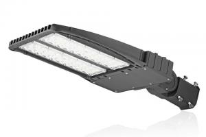 China 250 Watt LED Area Light Retrofit Shoebox Light Fixtures Metal Halide Lamps on sale