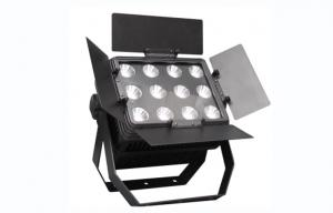 China 12 x 15w RGB 3 in 1 LED Wall Wash Light Outdoor Stage Lighting Equipment for Disco / Dj on sale