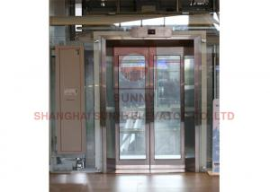 China High Speed Lift Passenger Elevator Small Machine Room Elevator Compact Structure on sale