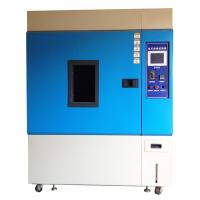 Programmable Controller Xenon Test Chamber , Anti Weathering Plastic Xenon Tester