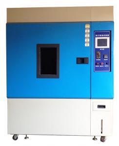 China Programmable Controller Xenon Test Chamber , Anti Weathering Plastic Xenon Tester on sale
