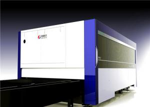 China 3000W Raycus Automatic Laser Cutting Machine for Industry , 4.0G Acceleration on sale